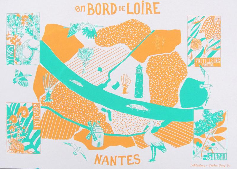 En bord de Loire